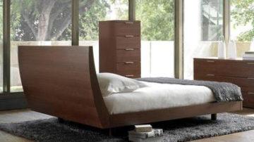 Arredamento contemporaneo per stanza da letto