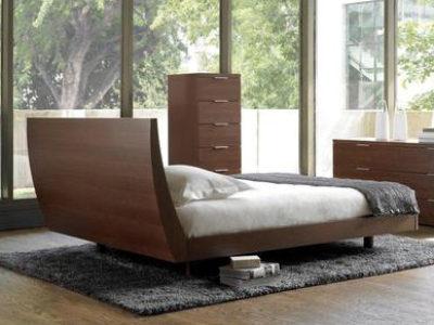 Arredamento contemporaneo per la camera da letto