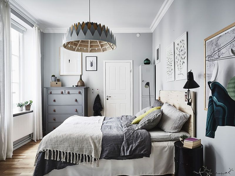 You are currently viewing Camera da letto in stile nordico: alcune idee per realizzarla