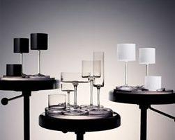 Collezione bicchieri cristallo - Karl Lagerfeld
