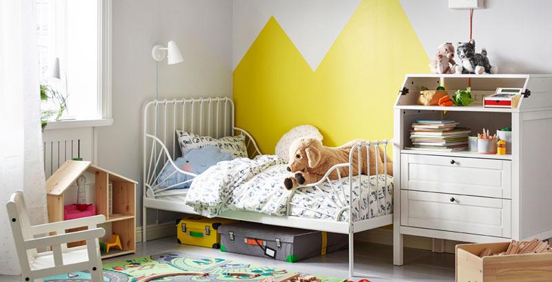 Cameretta Ikea Bambina : Camerette ikea per bambini e ragazzi di tutte le età