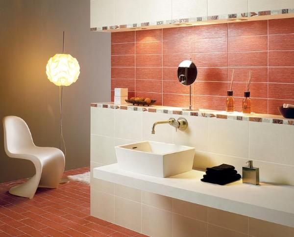 Rivestimento bagno come rivestire il bagno for Idee rivestimento bagno