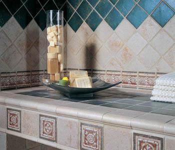 Piastrelle per la cucina arredami casa - Piastrelle per cucina in muratura 10x10 ...