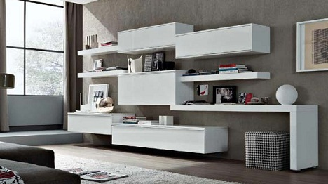 Pareti Attrezzate Soggiorno Ikea. Stunning Best Mobili Per Il ...