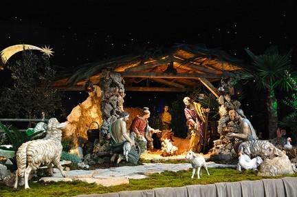 Arredare casa con il Presepe di Natale