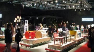 Salone del mobile for Salone arredamento milano