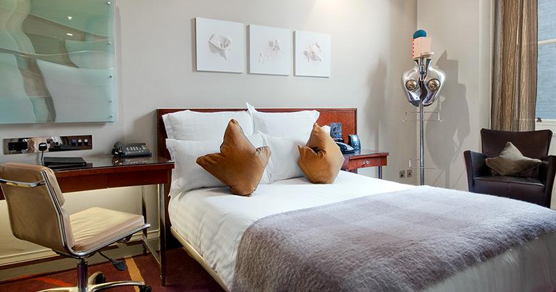 Arredare la camera da letto in stile moderno arredami casa for Arredare camera ospiti