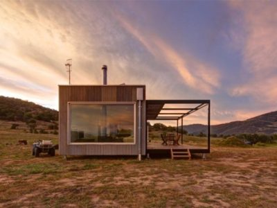 Modscape: l'architettura modulare ecosostenibile