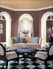 Arredamento di una casa moderna il soggiorno for Arredamento casa moderna