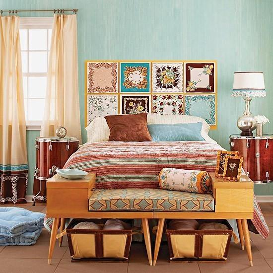 Il foulard: non solo abbigliamento ma tanto colore e stile per la casa