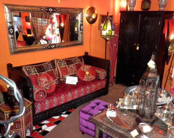 Arredare casa lo stile marocchino - Arredare casa stile elegante ...