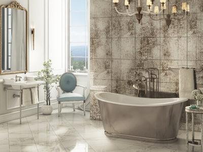 Come realizzare un bagno vintage: idee