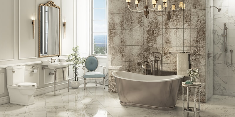 You are currently viewing Come realizzare un bagno vintage: idee