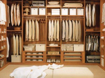 Soluzioni trendy per una cabina armadio spettacolare