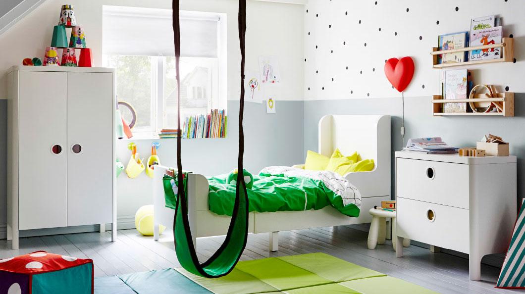 Le idee per realizzare una cameretta da sogno for Camerette bimbi ikea