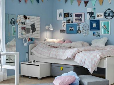 Camerette Ikea per bambini e ragazzi