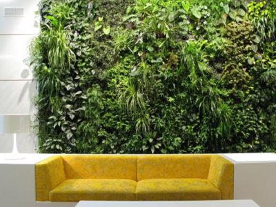 Casa green ispirandosi alla natura