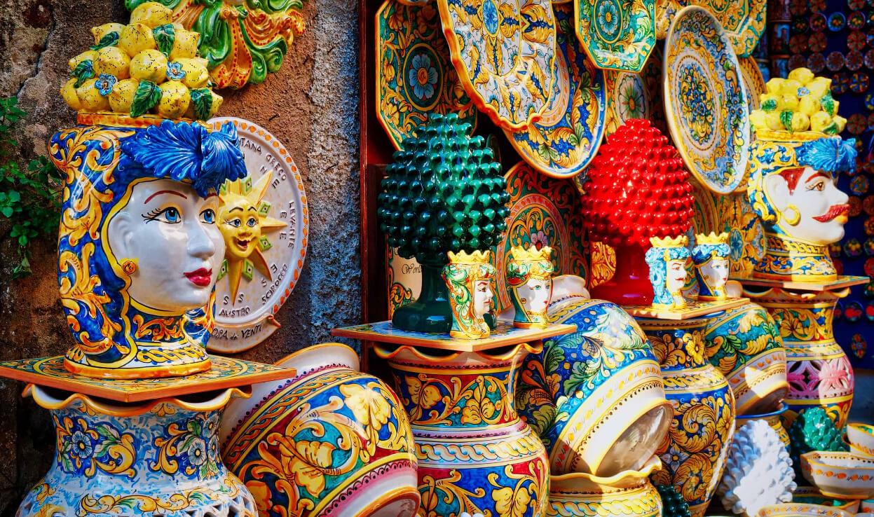 You are currently viewing Le più famose ceramiche artistiche in Italia