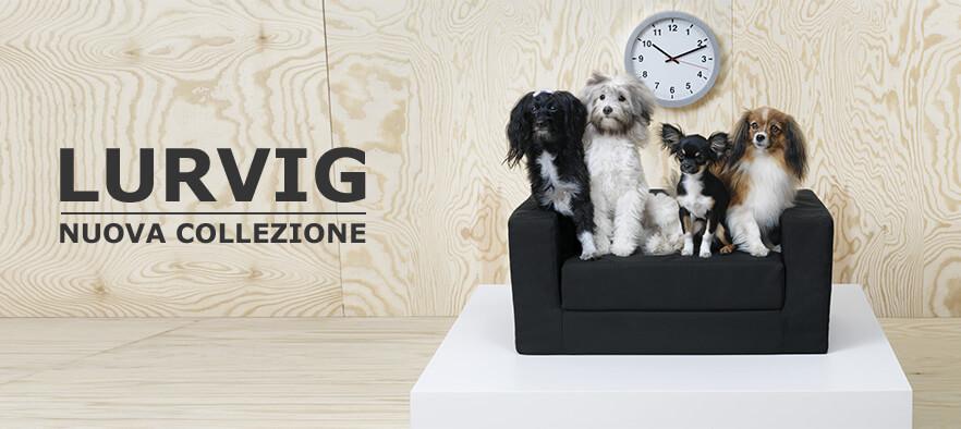 Ikea per cani e gatti: arriva la nuova collezione
