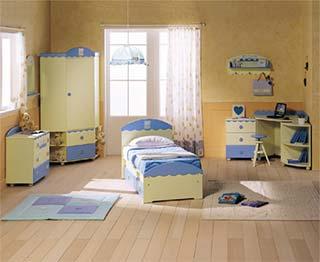 Colori per camerette quali scegliere - Camerette colori pareti ...