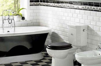 Colori per il bagno - Nero