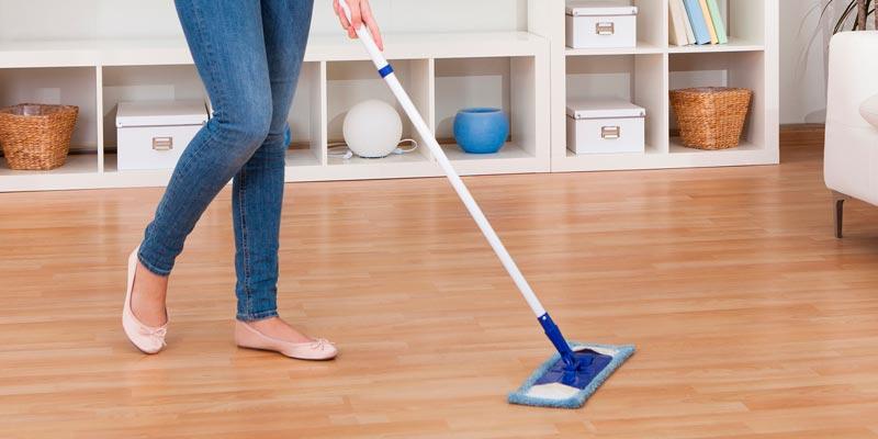 Come lavare i pavimenti in modo veloce