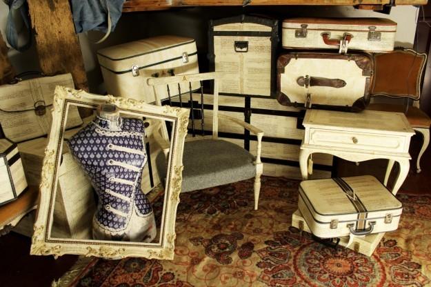 Arredamento vintage: complementi d'arredo