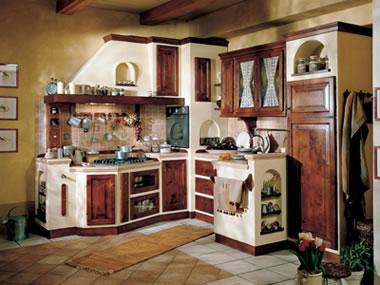 Come costruire una cucina in muratura