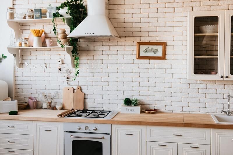 cucina top in legno
