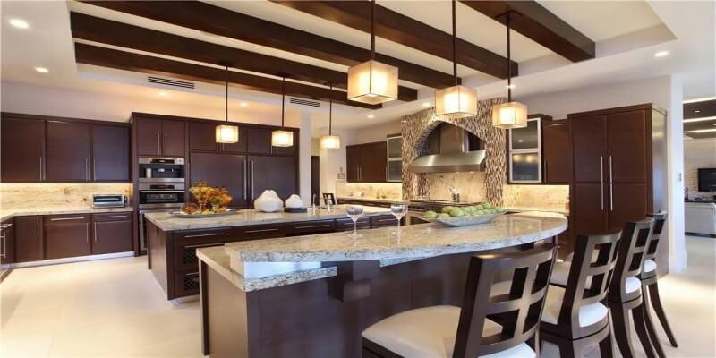 Cucine di lusso moderne i brand pi chic for Cucine moderne lusso