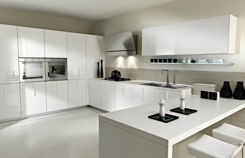 You are currently viewing Cucine laccate: moderne, lucide