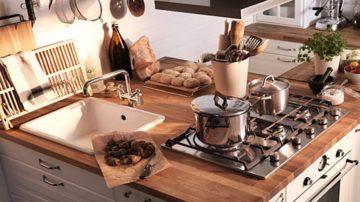 cucine rustiche ikea