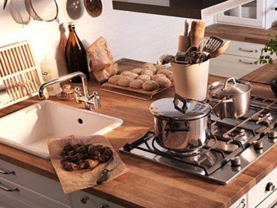 Cucine rustiche Ikea: la soluzione salvaspazio per i piccoli appartamenti