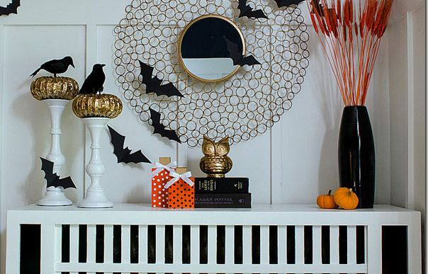 Decorare casa per Halloween