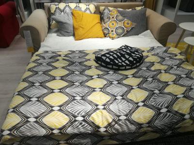 Quale divano letto matrimoniale Ikea scegliere