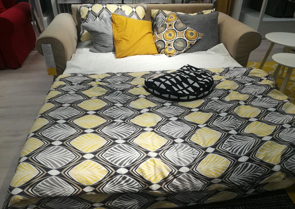 Ikea Poltrone Letto Un Posto.Quale Divano Letto Matrimoniale Ikea Scegliere Arredamicasa It