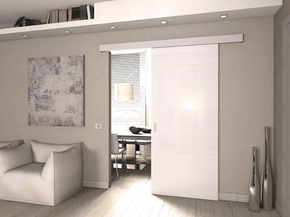 Porte interne scegliere le porte in base allo stile d 39 arredo - Porte scorrevoli per cucina ...