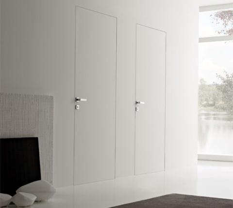 Porte scorrevoli: differenza tra porte ad esterno muro e a scomparsa