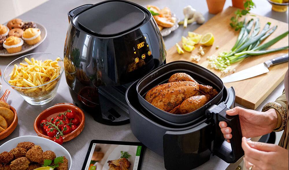 Read more about the article L'elettrodomestico che dovresti avere in casa: la friggitrice ad aria