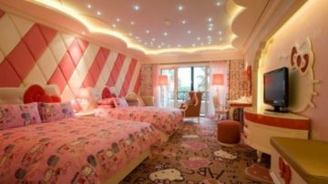 Hello Kitty Bedrooms