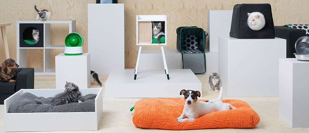 Ikea cani e gatti