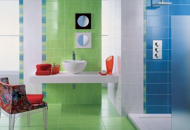 Rivestimento bagno come rivestire il bagno - Iperceramica bagno ...