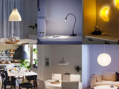Lampadari Ikea: da soffito, a led e da tavola