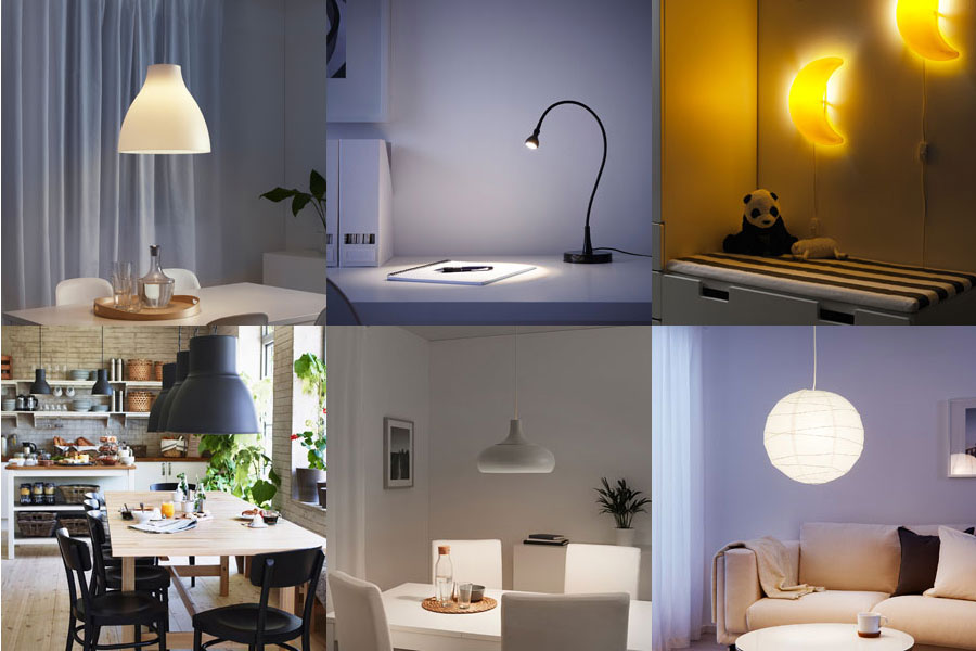 Lampadari ikea: da soffito a led e da tavola arredamicasa.it