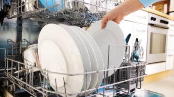 lavastoviglie ecologiche