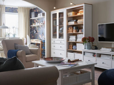 Le migliori librerie Ikea: modelli orizzontali e verticali