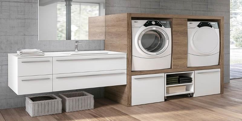 Mobili per il bagno / lavanderia - ArredamiCasa.it