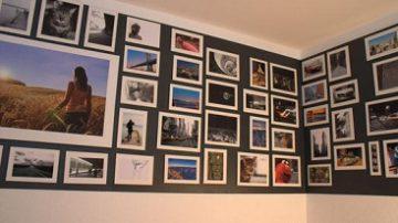 Vernice magnetica per pareti