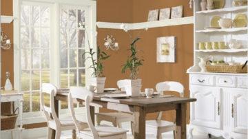 Pitturare le pareti della cucina