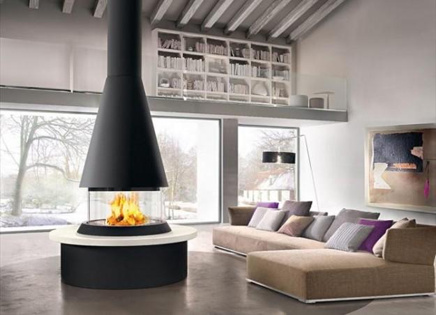 Il camino elemento d 39 arredo un elemento molto desiderato for Idee di design semplice casa